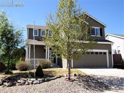 5540 Rose Ridge Lane, Colorado Springs, CO 80917 - MLS#: 6835779
