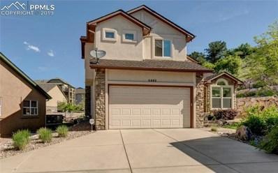 5463 Lions Gate Lane, Colorado Springs, CO 80919 - #: 6839524