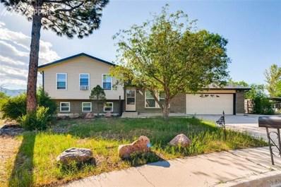2440 Faulkner Place, Colorado Springs, CO 80916 - MLS#: 6844856