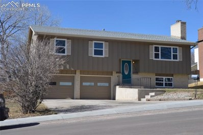 3238 Inspiration Drive, Colorado Springs, CO 80917 - MLS#: 6851884