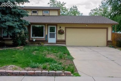 1265 Sandpiper Drive, Colorado Springs, CO 80916 - MLS#: 6855678
