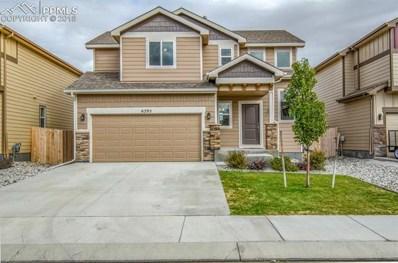 6295 Wallowing Way, Colorado Springs, CO 80925 - MLS#: 6859266