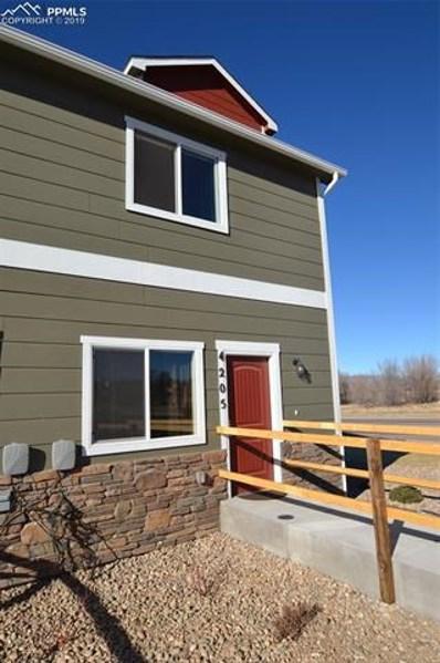 4205 Little Rock View, Colorado Springs, CO 80911 - MLS#: 6860771