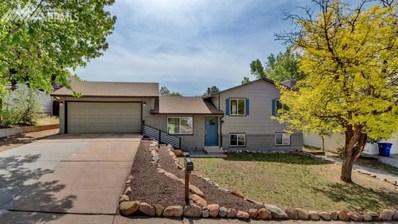 5485 E Descanso Circle, Colorado Springs, CO 80918 - MLS#: 6867221