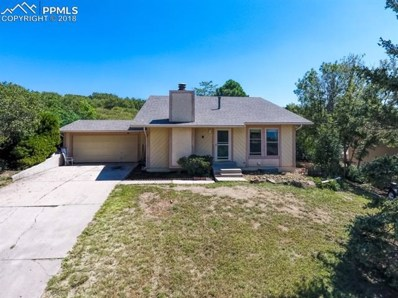 5720 Country Heights Drive, Colorado Springs, CO 80917 - MLS#: 6867585