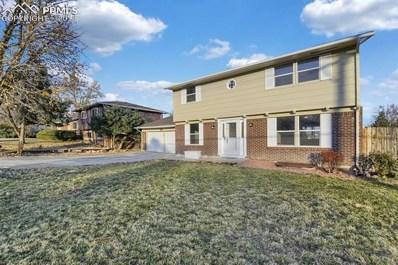 615 Chamberlin Avenue, Colorado Springs, CO 80906 - MLS#: 6867660