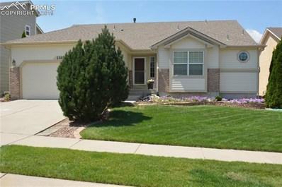 1585 Lily Lake Drive, Colorado Springs, CO 80921 - MLS#: 6868092