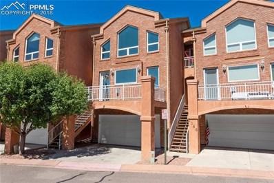 1350 Mirrillion Heights, Colorado Springs, CO 80904 - MLS#: 6868929