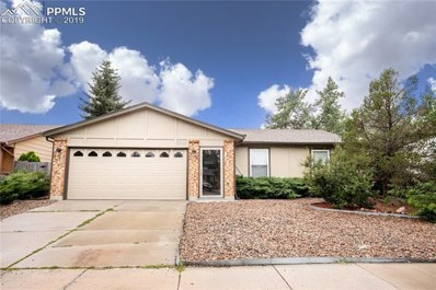 3535 Brisbane Drive, Colorado Springs, CO 80920 - #: 6876724