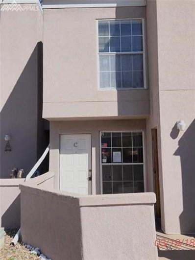 3445 Rebecca Lane UNIT C, Colorado Springs, CO 80917 - MLS#: 6877923