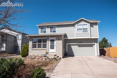 6680 Bear Tooth Drive, Colorado Springs, CO 80923 - MLS#: 6879030