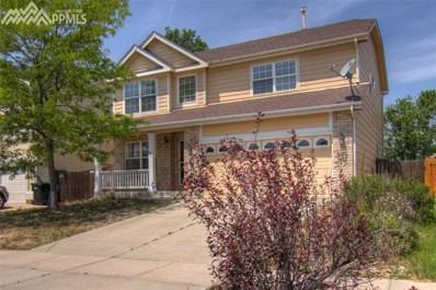 2332 Springside Drive, Colorado Springs, CO 80951 - MLS#: 6891102
