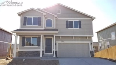 7227 Silver Moon Drive, Colorado Springs, CO 80923 - MLS#: 6891863