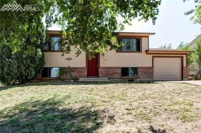 4309 S Chamberlin, Colorado Springs, CO 80906 - MLS#: 6908046