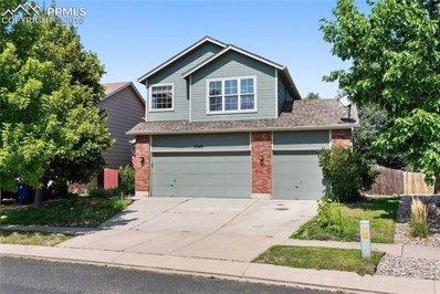 5540 Many Springs Drive, Colorado Springs, CO 80923 - MLS#: 6911414