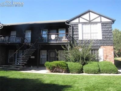 2902 Airport Road UNIT 113, Colorado Springs, CO 80910 - MLS#: 6916266