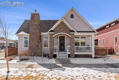 1569 Gold Hill Mesa Drive, Colorado Springs, CO 80905 - MLS#: 6919435
