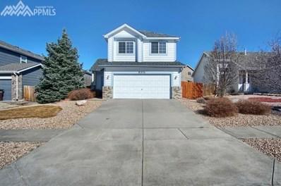 5371 Gentle Wind Road, Colorado Springs, CO 80922 - MLS#: 6926582