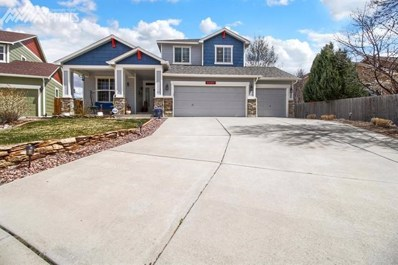 4407 Round Hill Drive, Colorado Springs, CO 80922 - MLS#: 6926795