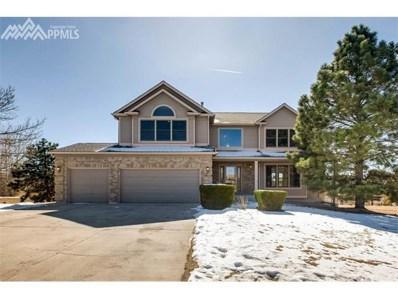 15295 Jessie Drive, Colorado Springs, CO 80921 - MLS#: 6929230