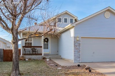 6120 Scout Drive, Colorado Springs, CO 80923 - MLS#: 6931984