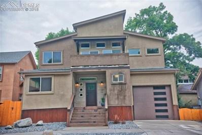 124 N Corona Street, Colorado Springs, CO 80903 - MLS#: 6935387