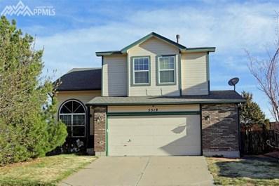 5519 Butterfield Drive, Colorado Springs, CO 80923 - MLS#: 6944925