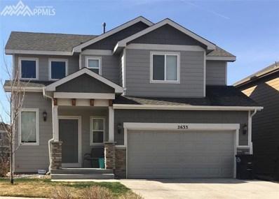 2633 Sierra Springs Street, Colorado Springs, CO 80916 - MLS#: 6945456
