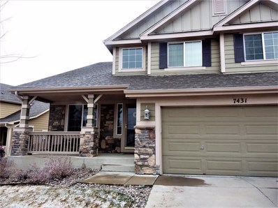 7431 Bentwater Drive, Fountain, CO 80817 - MLS#: 6952084