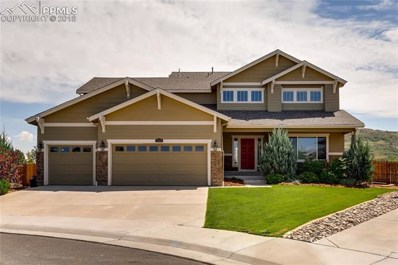 2265 Iron Shot Court, Castle Rock, CO 80109 - MLS#: 6974461