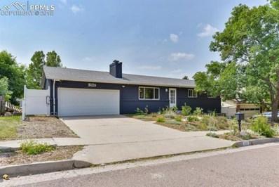 3125 Vickers Drive, Colorado Springs, CO 80918 - MLS#: 6982877