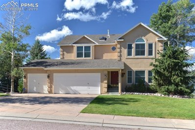 15845 Holbein Drive, Colorado Springs, CO 80921 - #: 6997791