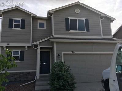 1211 Livingston Avenue, Colorado Springs, CO 80906 - MLS#: 6998926