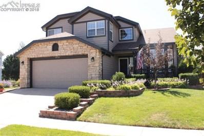 4935 Teton Place, Colorado Springs, CO 80918 - MLS#: 7003515