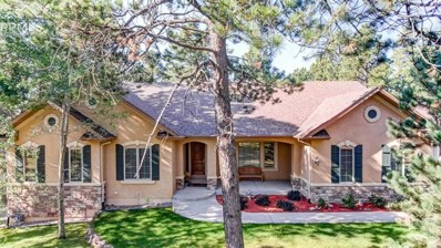 4781 Secluded Creek Court, Colorado Springs, CO 80908 - MLS#: 7004946