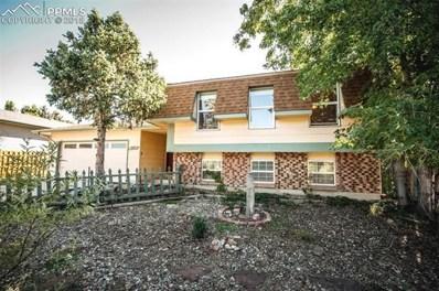 2013 E Flintlock Terrace, Colorado Springs, CO 80920 - MLS#: 7010837