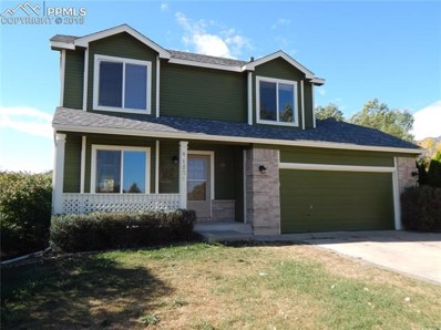 1501 Coolcrest Drive, Colorado Springs, CO 80906 - MLS#: 7014627