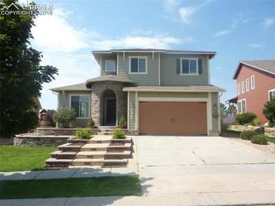 8322 James Creek Drive, Colorado Springs, CO 80924 - MLS#: 7016065
