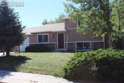 4445 Gatewood Drive, Colorado Springs, CO 80916 - MLS#: 7023271