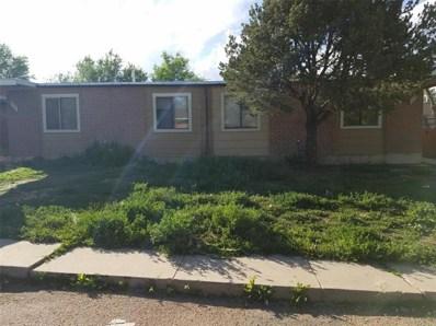 S Greensboro, Colorado Springs, CO 80906 - MLS#: 7029936