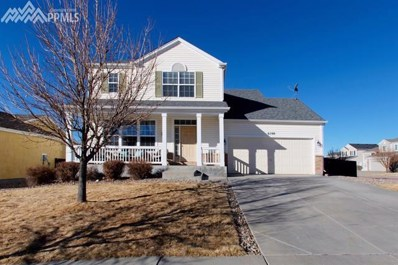 6598 Trenton Street, Colorado Springs, CO 80923 - MLS#: 7037806