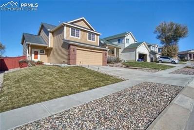 8297 Kettle Drum Street, Colorado Springs, CO 80922 - MLS#: 7049163