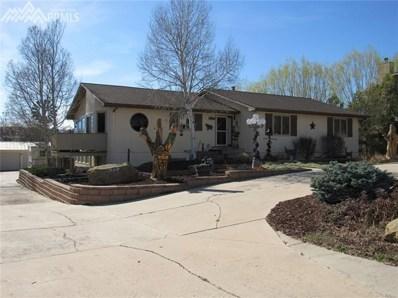 5210 Silver Drive, Colorado Springs, CO 80918 - MLS#: 7050948