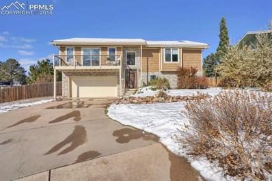 6504 Hawkeye Circle, Colorado Springs, CO 80919 - MLS#: 7058498