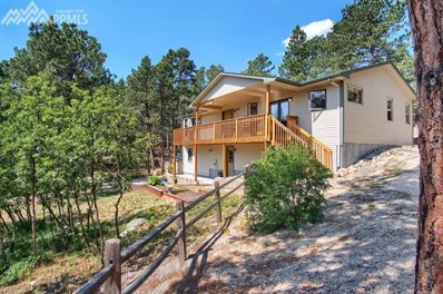 1465 Stella Drive, Colorado Springs, CO 80921 - MLS#: 7071073