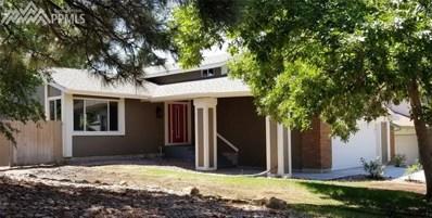 3163 E Oak Creek Drive, Colorado Springs, CO 80906 - MLS#: 7085372