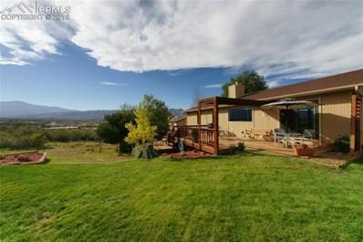 875 S Pulpit Rock Circle, Colorado Springs, CO 80918 - MLS#: 7087942