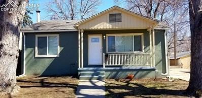 311 Farragut Avenue, Colorado Springs, CO 80909 - MLS#: 7093434