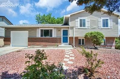 840 Squire Street, Colorado Springs, CO 80911 - MLS#: 7106664