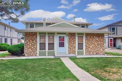 4882 Sonata Drive UNIT A, Colorado Springs, CO 80918 - MLS#: 7118917